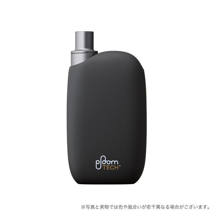 【Ploom 定額プラン】プルームテックプラス ウィズ スターターキット<ブラック/ホワイト>アクセサリー付